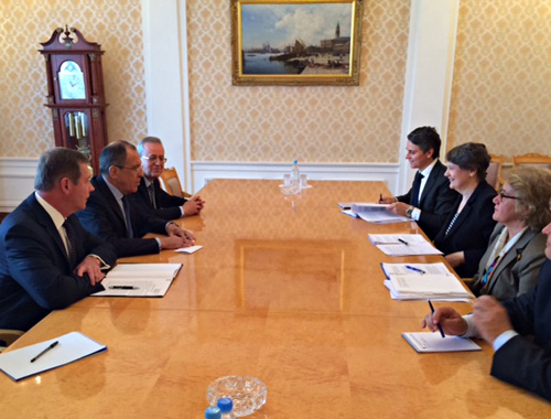 Russia And Undp Sign A Funding Agreement To Benefit Regional And